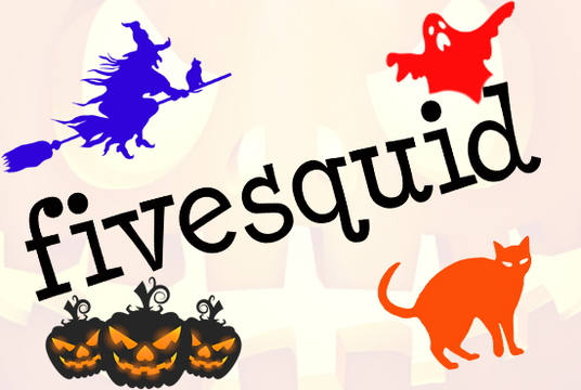 do Halloween makeover to your logo