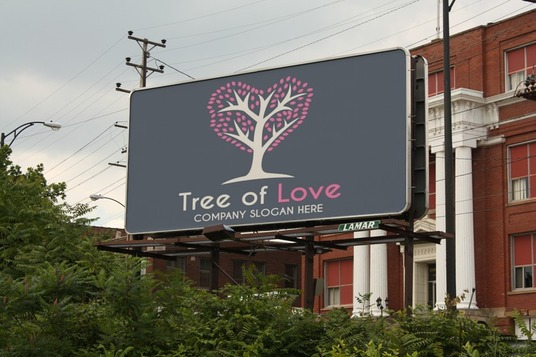 I will Place Your Photo Or Logo On 30 Billboard Designs