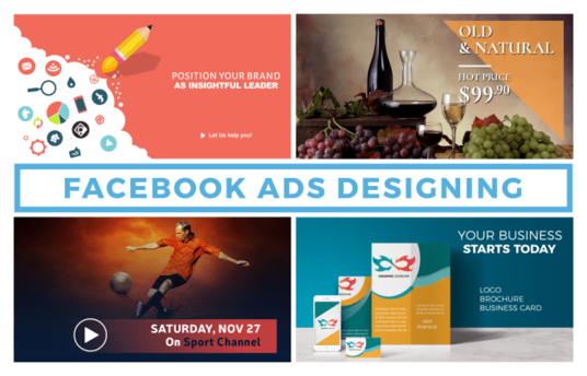 I will do attractive Facebook BANNER design