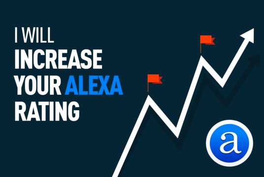 I will Increase Alexa Rating For Your Website Manually