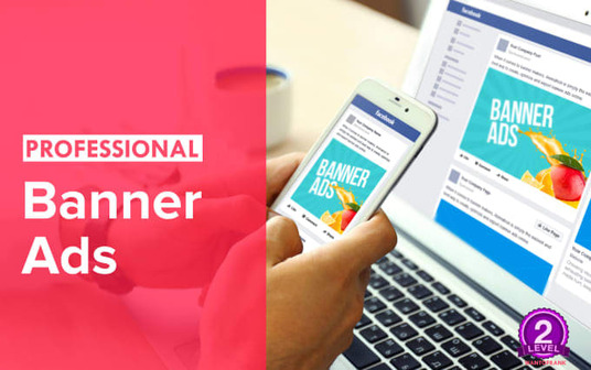 Design A Professional Banner Ad