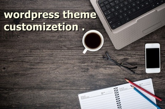 I will create any website or ecommerce website with wordpress for you