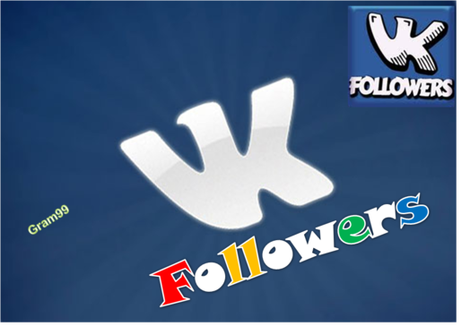 Get you 100 + vkontakte followers