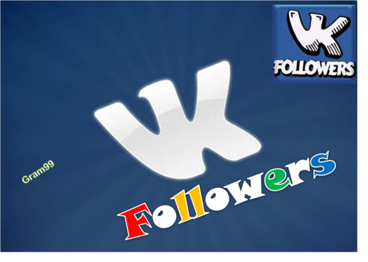 I will Get you 100 + vkontakte followers