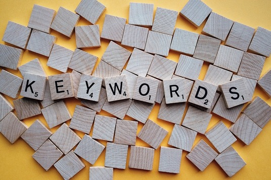 research 20 keywords for your website based on your competitors and clients