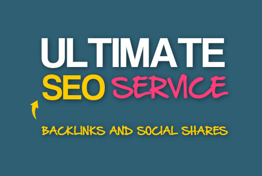 I will do ALL IN ONE Ultimate SEO Service