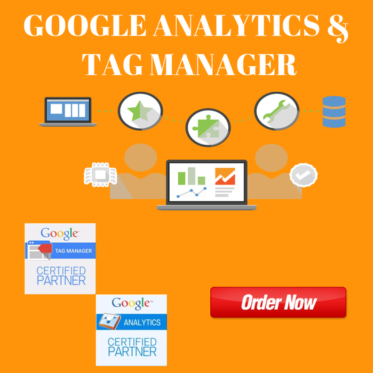 I will Install Google Analytics or Google Tag Manager