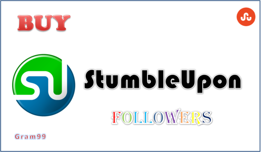 I will Give you 100 High Quality Stumbleupon Followers on your account