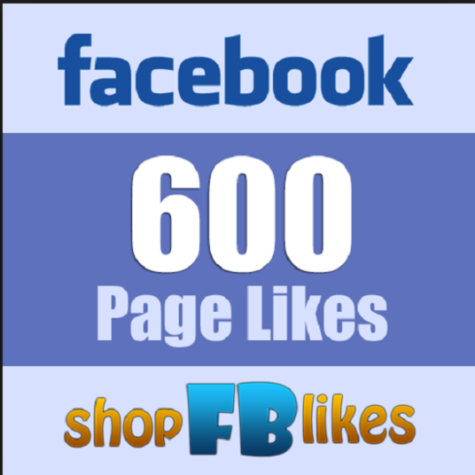 I will add 600+ Facebook likes for your fanpage