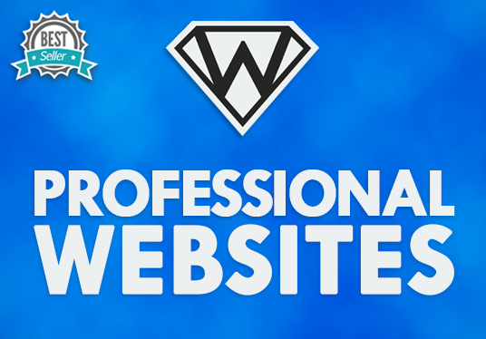 I will create a Professional Website