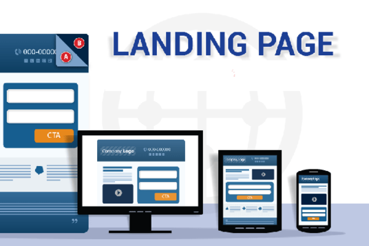 I will design beautiful WordPress landing page