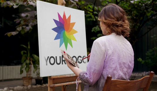 I will add your logo to a  mockup stock footage video clip as shown - 15 samples to choose from