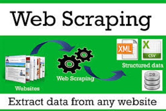 I will do web scraping  ,Data mining , Data Entry
