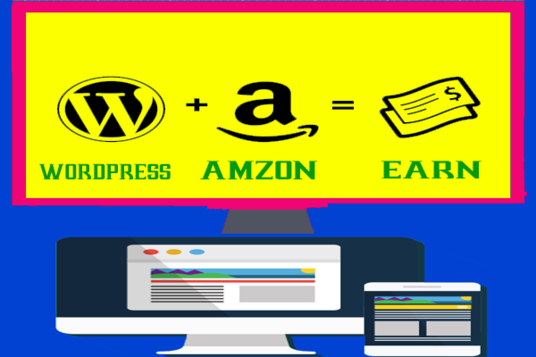 I will create best Amazon affiliate niche website