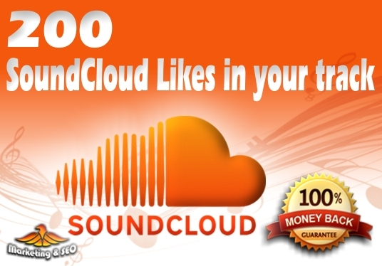 I will add 200 SoundCloud Likes