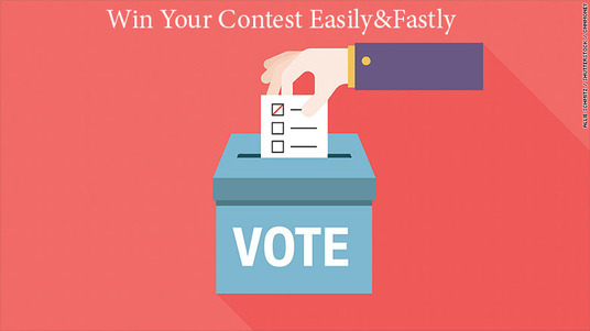 I will Give You Real Traffic For Your Voting Contest