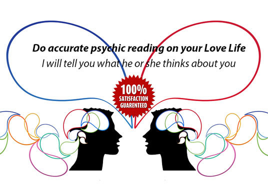 I will do detail psychic reading on your Love Life