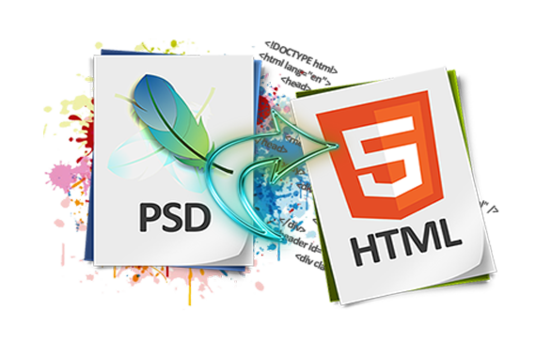 I will Convert Your PSD To Html