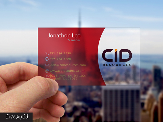 I will design professional business card with 2 concepts