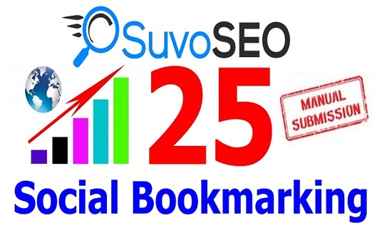 I will Submit Your Website Manually To The Top Social Bookmarking Sites And Ping It
