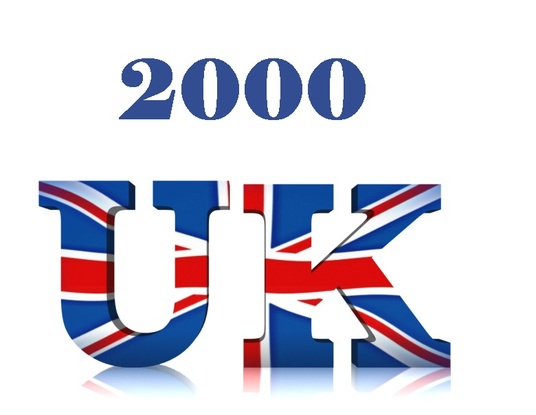 I will send 1000 UK Targeted Youtube Views with EXTRAS