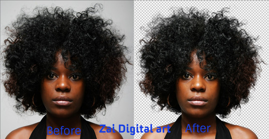 I will Remove Background, Retouch Photo for £5