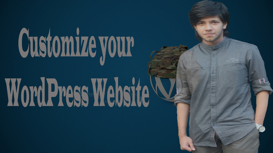 I will Customize Or Design Your Wordpress As Your Requirement