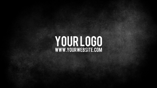 reveal your logo with a clean POLYGON animation video intro
