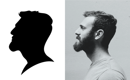 Turn Your Photo Into Portrait Silhouette For 5 Vectortracer