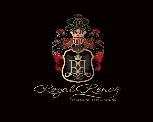 I will design Eye catching Luxury logo