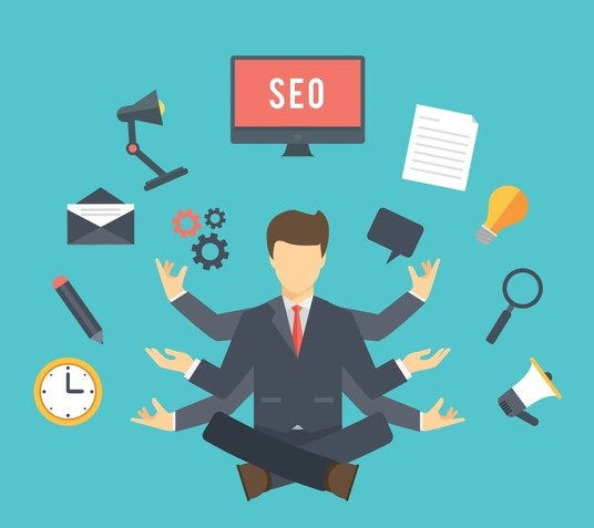 I will do On page SEO and off page SEO for your website