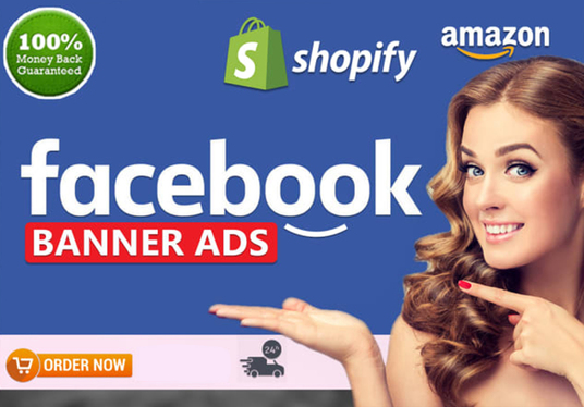 Design Facebook Ads, Web Banners, Google Ads, Covers,Shopify Unique