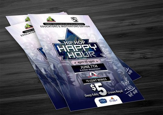 I will design eye catching  banners for you