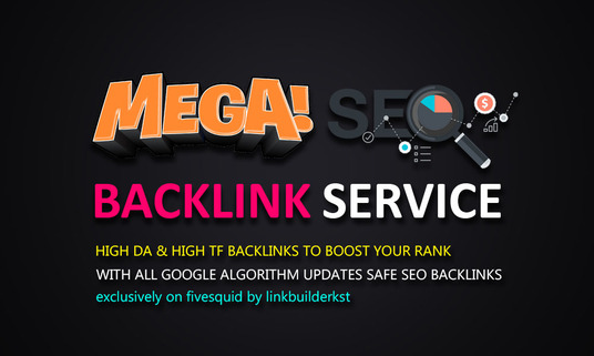 I will give you Mega SEO Permanent Backlink Service For Boost Your Rank On Google