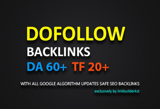 I will build 50 PR9-5 Up Dofollow Authority Backlinks For Increase Your Rank