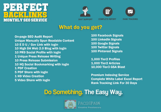 cccccc-create high DA perfect whitehat backlinks, monthly SEO service