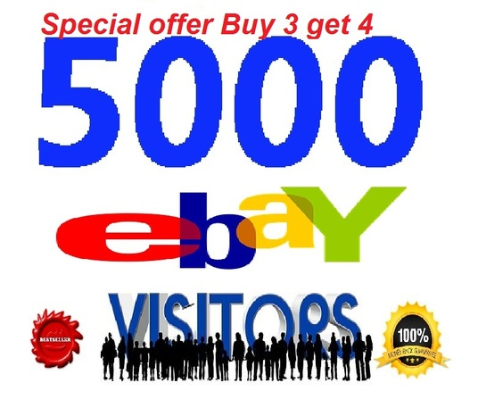 I will Promote Your website - 5000 visits