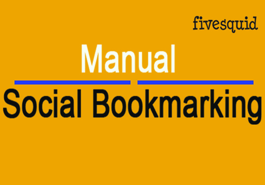 I will do social bookmarking with high DA, PA, MOZ Rank site