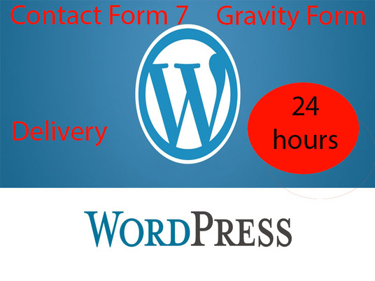 I will Create Contact Form 7 or Gravity Form For Wordpress website