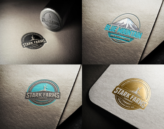 I will do logo with unlimited revisions