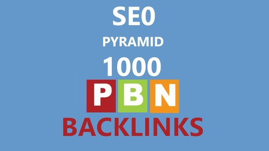 Provide 1000 PBN Backlinks and Social Signals from PR9 Networks with Link Juice
