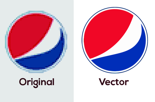 I will convert logo or image to vector