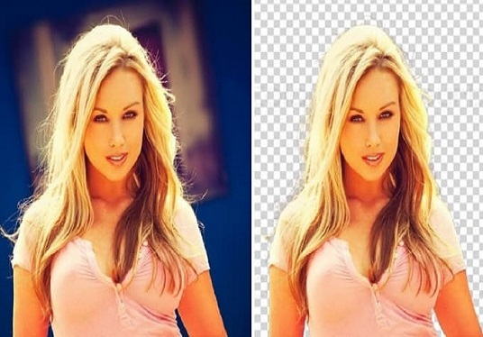 I will do any  image background removal