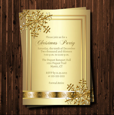 Make An Invitation For Your Next Event