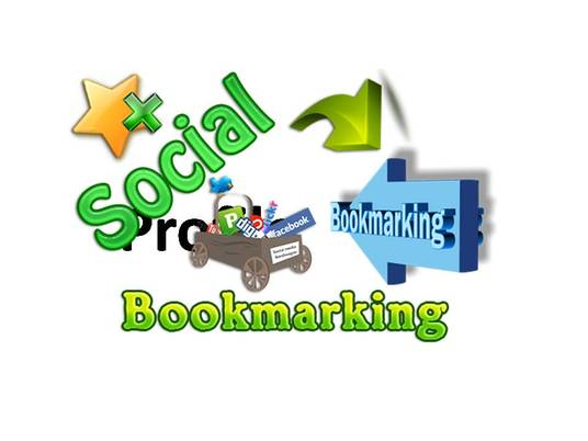 I will Create Manually  15 Top Social Bookmarking sites PR9, PR8, PR7 - With report of social Boo
