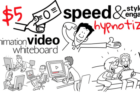 Create An Eye-Catching Custom Whiteboard Video