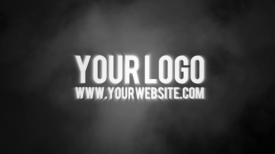 reveal your logo with a massive metal GATE video intro