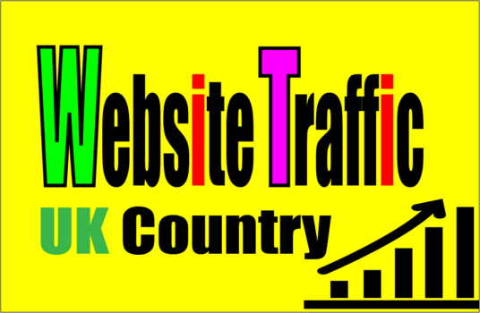 I will Add You Real  120,000 Uk Traffic your Website