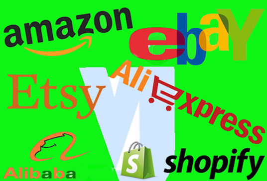 I will Promote any eBay,Amazon,  Alibaba, Etsy, AliExpress or Shopify store