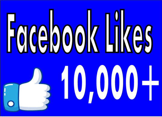 I will Add Real Fast 10,000 Fan Page Likes